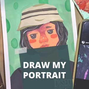 Draw My Portrait